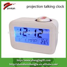 Projection Alarm Clock,Talking Clock,Desktop Clock