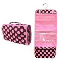 hot multifunctional nylon travel bag organizer with a hanger