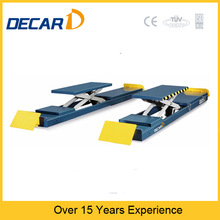 Client capacity 3.5tons scissor lift car lift kit