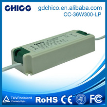 CC-36W300-LP LED Indoor commercial lighting series led driver circuit 36w