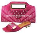 Vente en gros de mode chaussures et des sacs fixés/2014 nouvelles chaussures de sport et sac pour les femmes