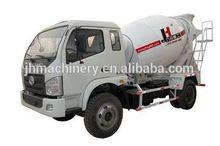 2014 hot sale 4m3 6m3 Small concrete mixer trucks