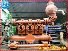 Tiger Rig Triplex mud pumps and spare parts