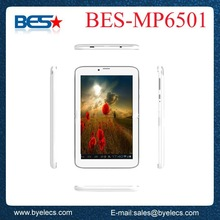MTK8312 dual core tablet pc 6.5inch 800*480 Android 4.2 512MB/4GB tablet pc tablet computer tab 3