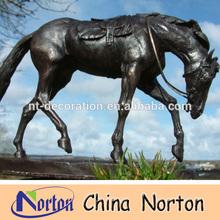 Bronze horse statue for garden NTBH-H005