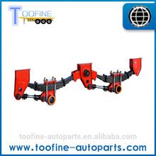 American Round Tandem Axle Heavy Truck Suspension System