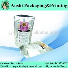 Pet food package aluminum pet food bag aluminum bag for dog food