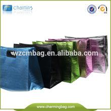 Practical and Fancy Croco Non Woven Reusable Shopping Bag