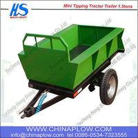 Used farm trailer, farm dump trailer for sale