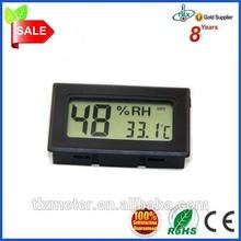 digital de la temperatura y la humedad indicador tl8036