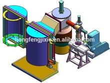 plastic parts chroming machine vacuum chamber kit chrome metalizing system