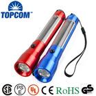 4 LED Solar Rechargeable LED Flash Light Torch Light
