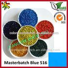 Coloring blue master batch
