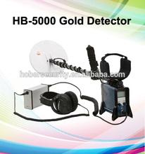 oro rivelatore profondità sotto terra metal detector hb5000 oro metal detector