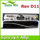2015best selling Sunray sr4 sunray4 hd se Triple tuner 3 in1 S C T , Sunray 800Se hd Sr4 | sunray4 hd se sr4 800 SE wifi inside