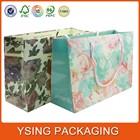 Fresh vegetable packaging bag printed kraft paper bag