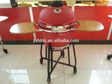21 inch Kamado Charcoal Ceramic BBQ grill & smoker
