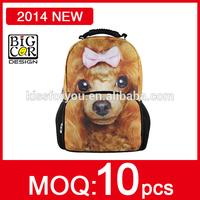 Wholesale Colorful Backpack Bag Waterproof 2014 New Design