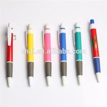 lion portrait plastic gift pen ball pen