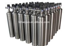low pressure 99.9999% hydrogen cylinder