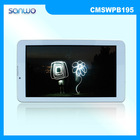 "7"" dual core 3g low price tablet pc with Aluminum alloy back cover"