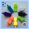 Logo Printing Fox Series Seedless Whistle Plastic Whistles