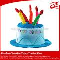 Fantasia torta di compleanno cappello/partito cappello