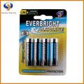 De alta qualidade LR6 bateria alcalina AA AM-3 1 5 v pilha seca bateria da China
