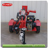Germany Hanover Fair exhibited forestry machinery electric start powered 50ton log splitter with diesel