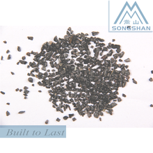 Raw Material Brown Fused Alumina / BFA Grains For Refractory Application