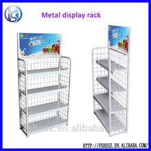 Plegable de Metal de Metal para la venta, Estante de Metal