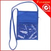 Popular Polyester PVC Mobile Phone Holder Bag
