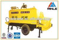 concrete injection pump concrete pump cement machine HBTS60-13-130R