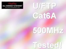 Fast Gigabit Ethernet U/FTP Cat6 Network Cable