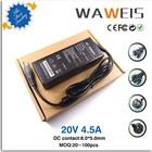 Cheap 20V 4.5A 90W power supply AC/DC adaptor For Lenovo IBM Thinkpad T60 T61 X60 X61 T410