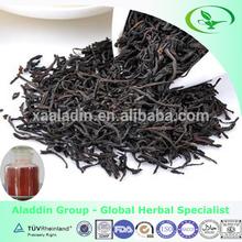 Top Sale & Top Quality 20%-90% Polyphenols instant black tea extract powder/ black tea powder with good price