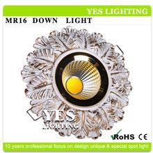 China Supplier zinc casting - spotlight parts [gn-dct-ll-0007z] light frame