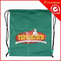 Eco Green Diving Polyester Cloth Shopping Bag