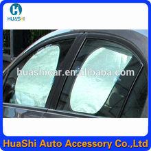 High Quality Nylon Mesh Window Sunshades for Cars side sun shield