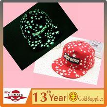 Fashion night light Noctilucent cap/luminated design