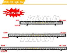 China Supplier Auto Part Vision X LED Light Bar