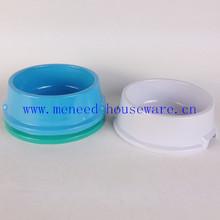 plastic melamine pet bowls