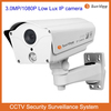SunView new 3.0mp 1080P Waterproof good nighvision low lux P2P array leds realtime outdoor HD CCTV security camera system IP