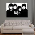 известный рок beatles группа плакат печати отделки стен