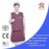 Medical X-Ray Protective Aprons Radiation Protection Cloth Chinese X-Ray Protective Lead Aprons