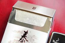 Cigarette packs box of cardboard paper