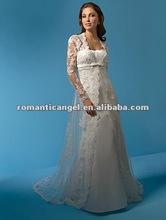 2012 turkish best popular long sleeve evening dress