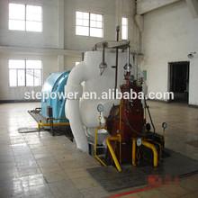 Generatori a turbina a vapore( stg)