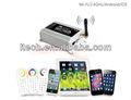 wifi led di controllo di controllo mobile di Apple iOS o Android router wifi led di controllo a distanza con programma