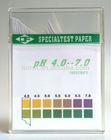 """DF""laboratory pH paper: test paper PH4.0-7.0"